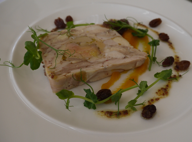 The Compleat Angler - Chicken and Foie Gras Terrine