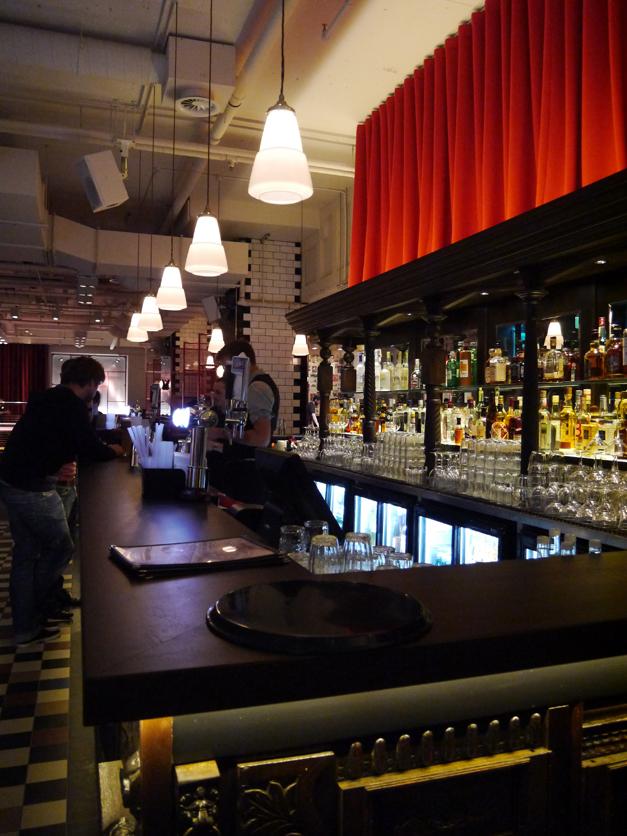 bounce bar