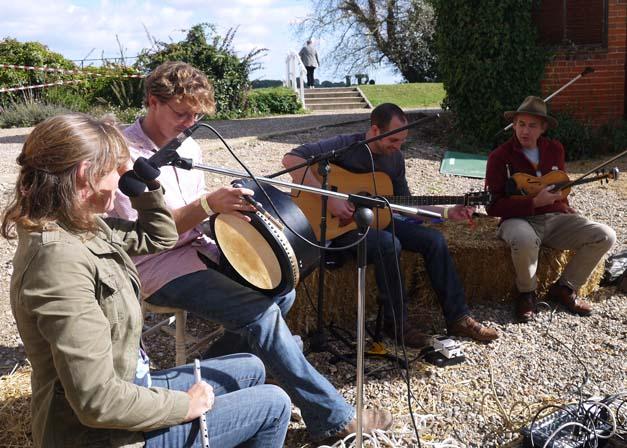 music at aldeburgh food festival