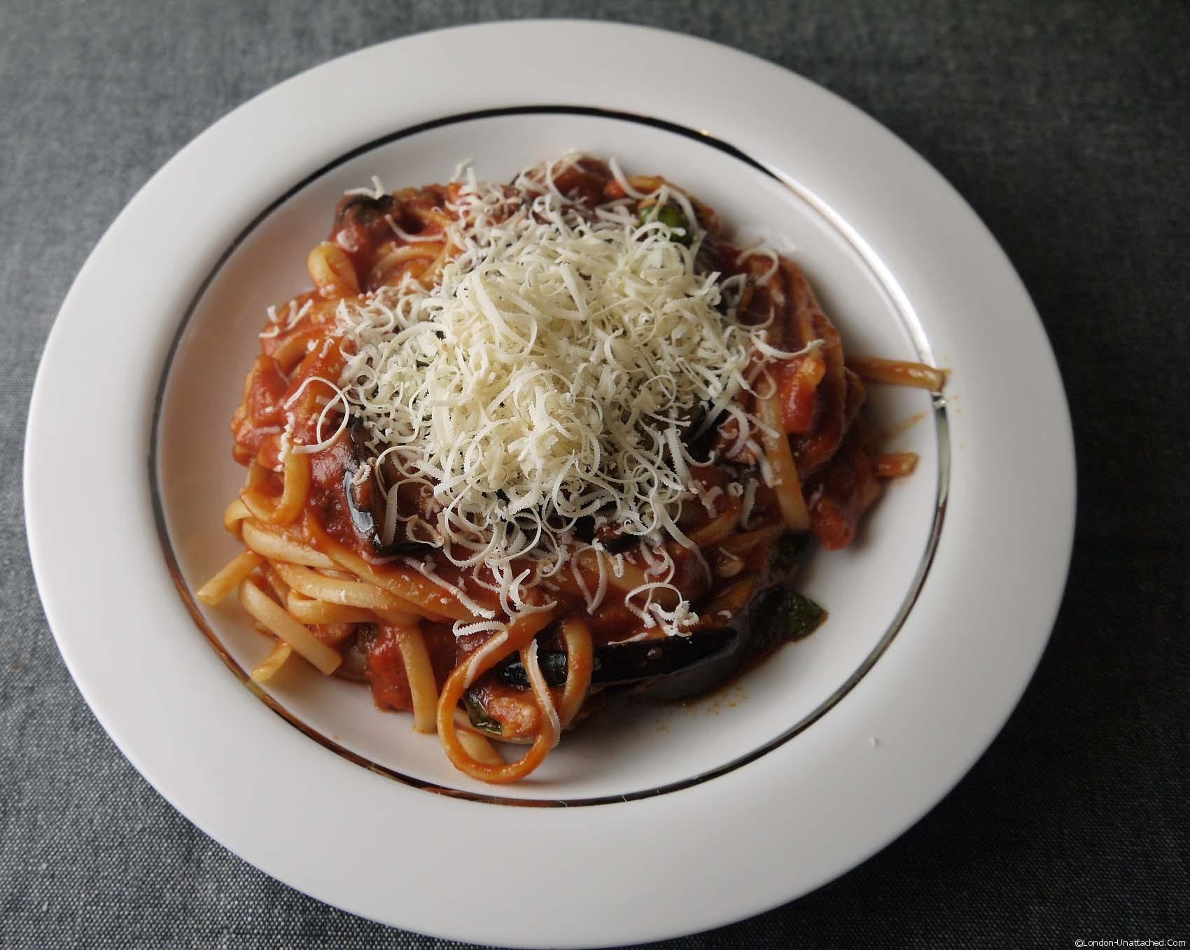 pasta alla norma - Spaghetti alla Norma
