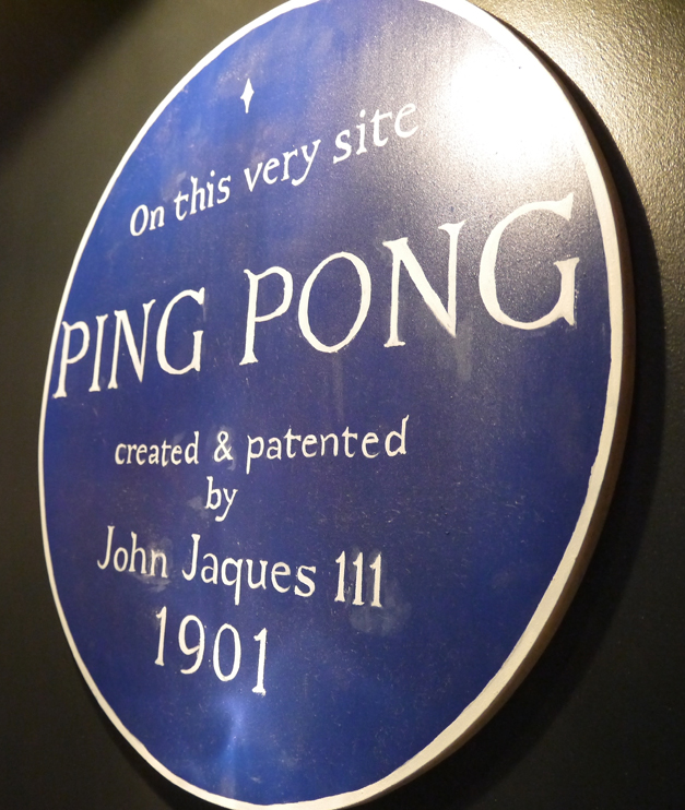 Bounce Ping Pong's Home