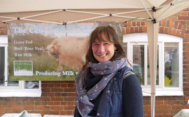 raw milk from aldeburgh food festival