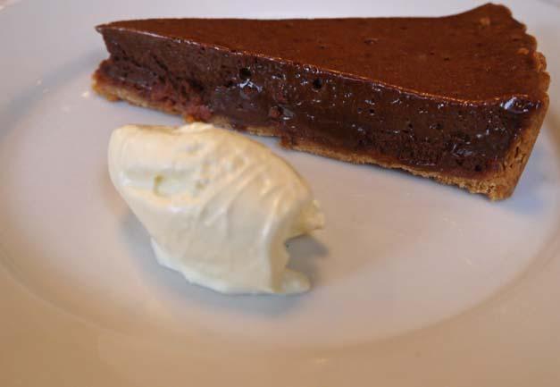 trullo islington dessert