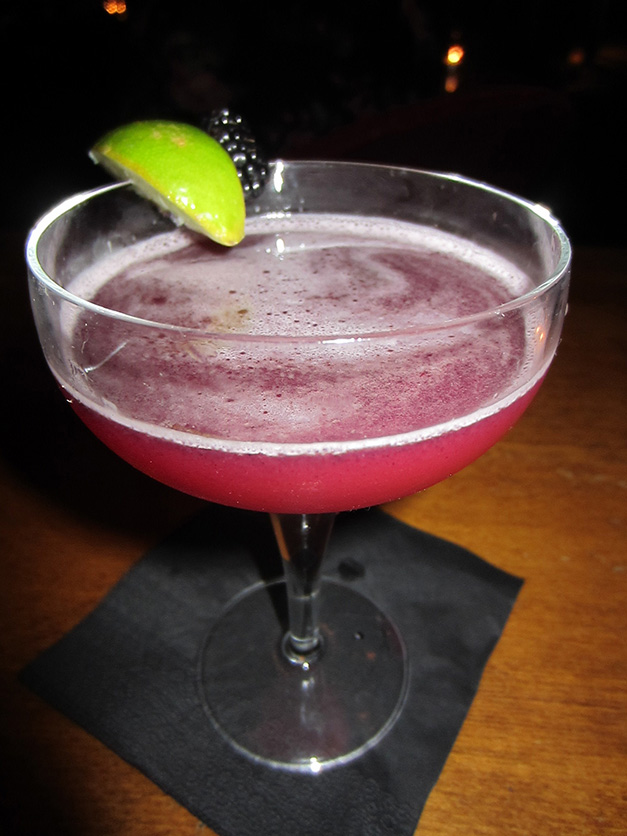 blackberry and absinthe - house of wolf