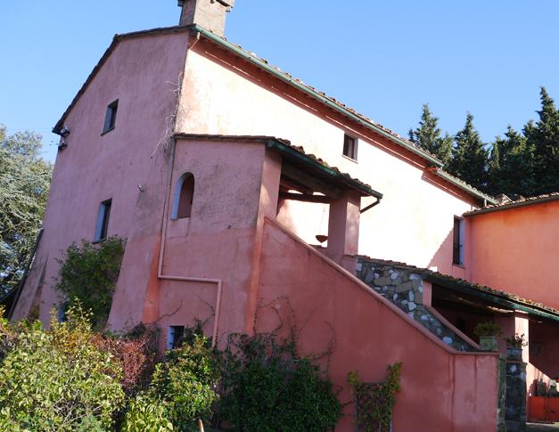 exterior il monte Tuscany