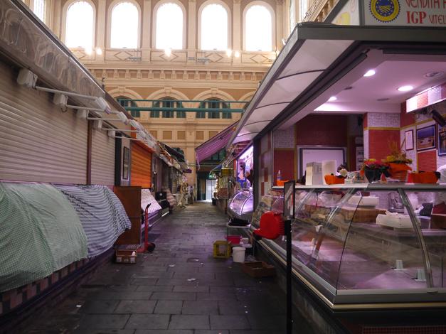 livorno fish market