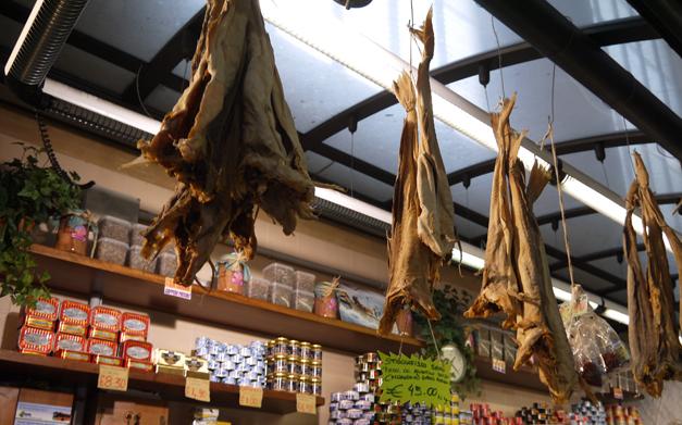 livorno fish market Tuscany