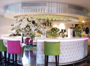 perrier-jouet-at-Harvey-Nichols-bar-and-flowers-300x221
