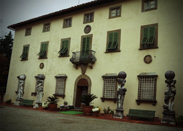 renaissance villa capezzana