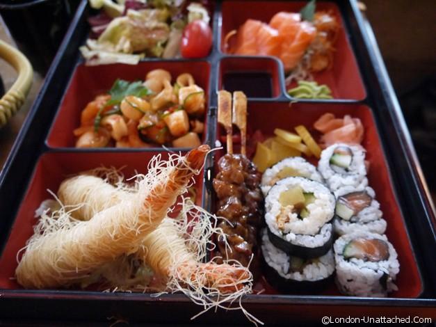satsuma bento box
