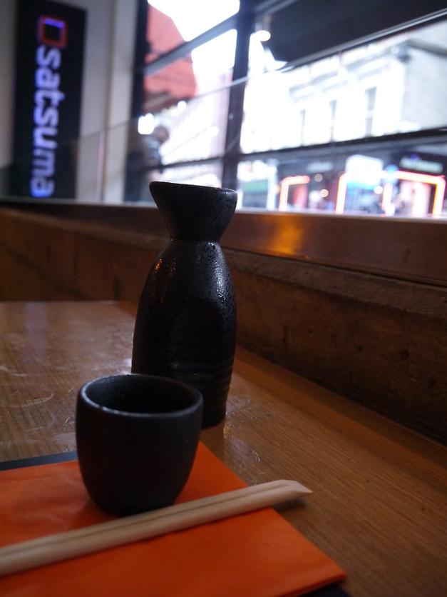 satsuma sake