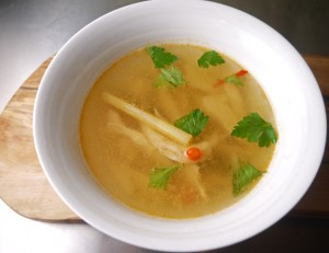 5-2 Diet Turkey Tom Yum Soup