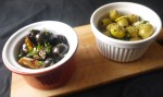 both olives from spain