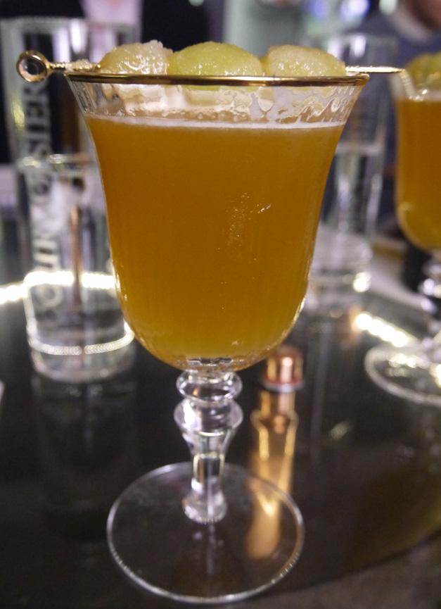courvoisier brandy cocktail st helena