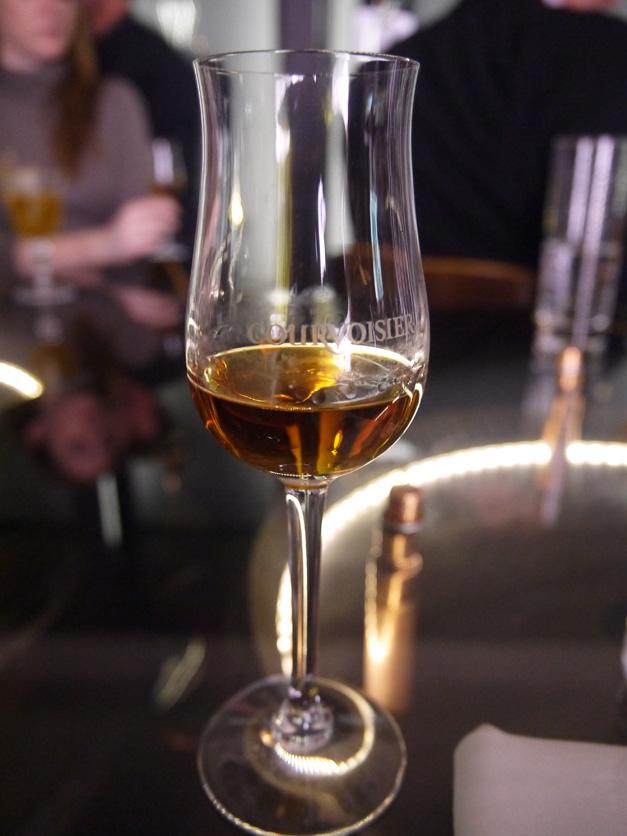 courvoisier brandy tasting le nez