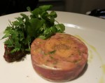 ham and foie gras roulade - two to four