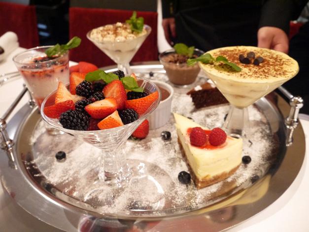il calcio desserts