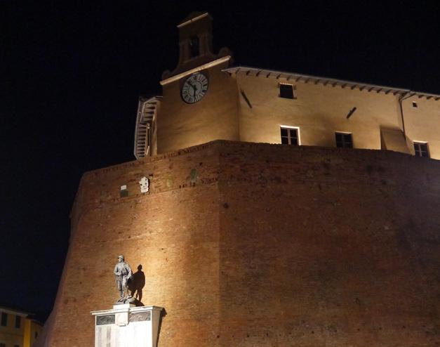 lari castle Tuscany