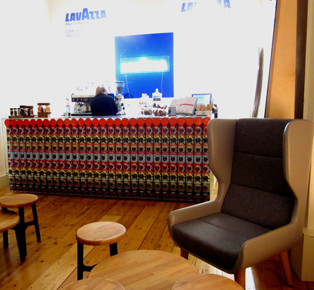lavazza lounge