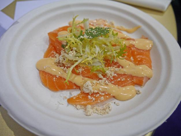 lima salmon II