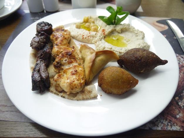 maroush bakery business lunch 3