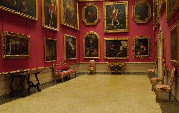 palazzo mansi art