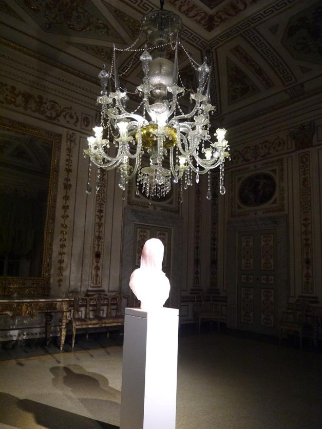 palazzo mansi lucca veiled head