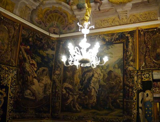 tapestries palazzo mansi