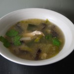 5-2 Diet Cockaleekie Soup