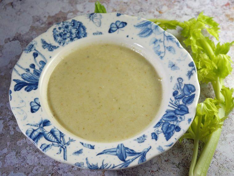 5-2 Diet Celery Soup