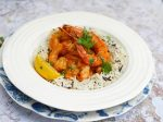 Diet Prawn Curry