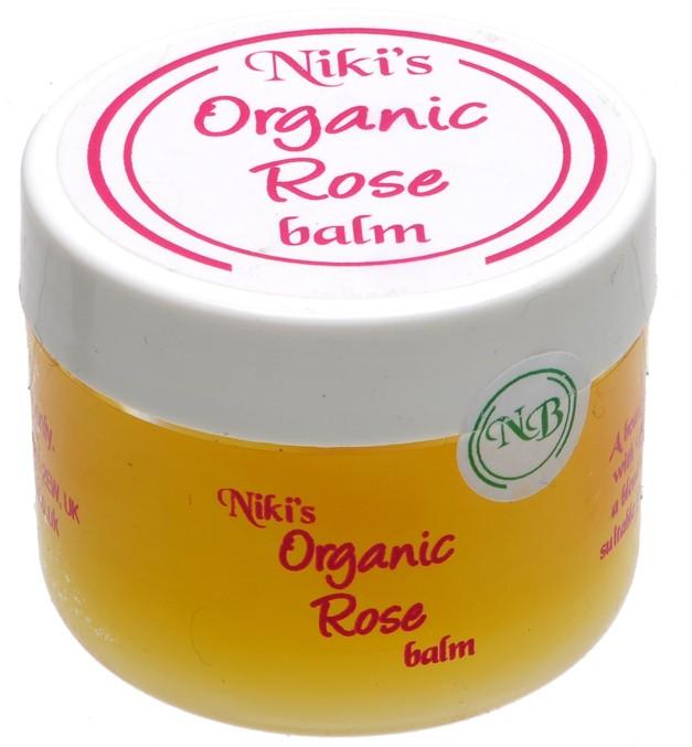 Nikis Organic Rose Balm