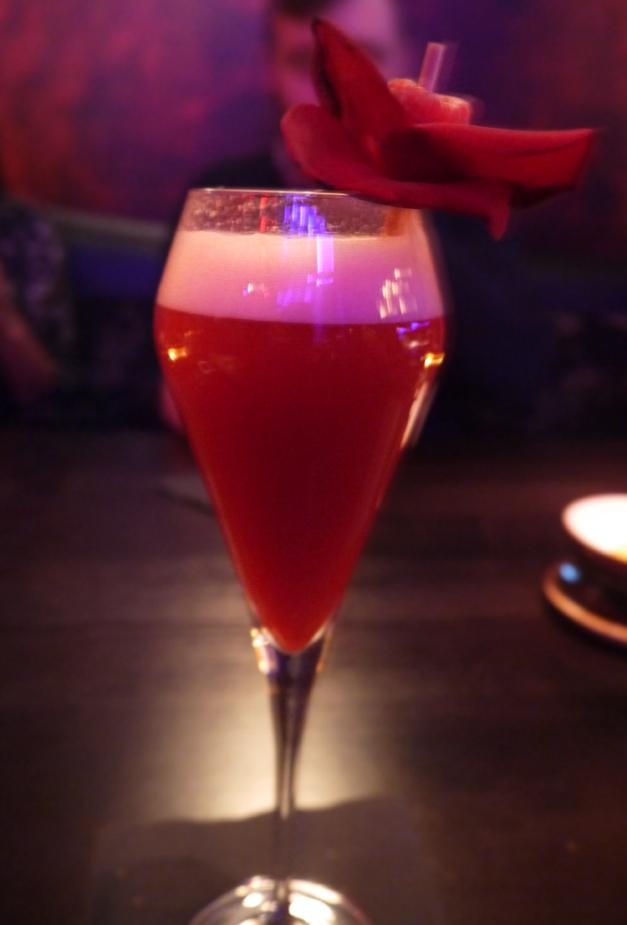 buddha bar champagne cocktail