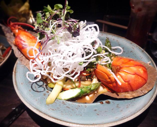 buddha bar lobster