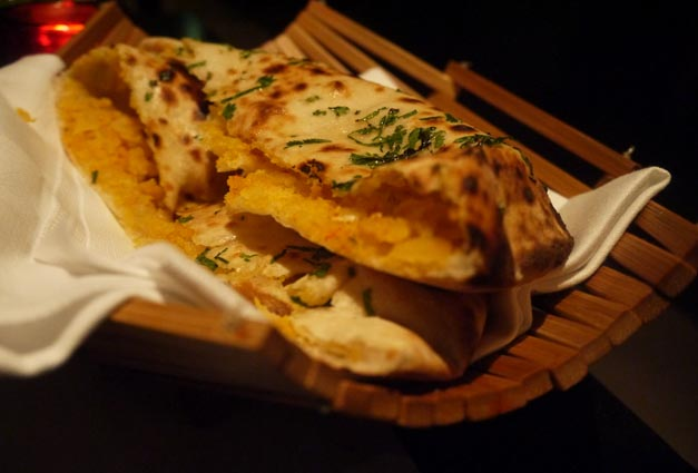 carom soho indian london naan