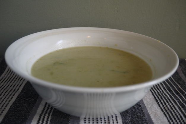celery and potato soup 5-2 diet