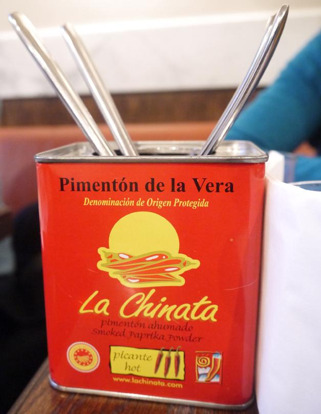cutlery Casa Brindisa