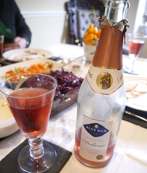 low alcohol sparkling rose
