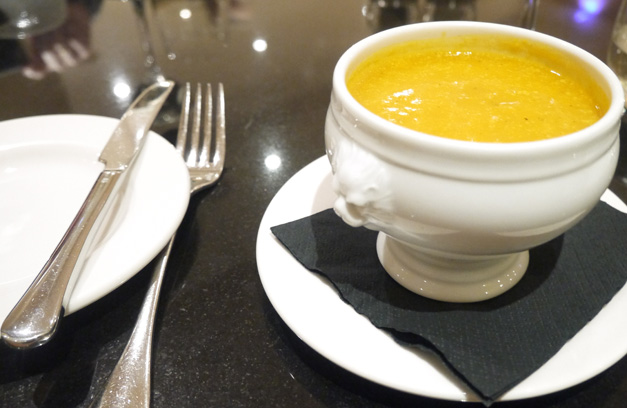 park plaza sherlock holmes butternut squash and chestnut soup 2