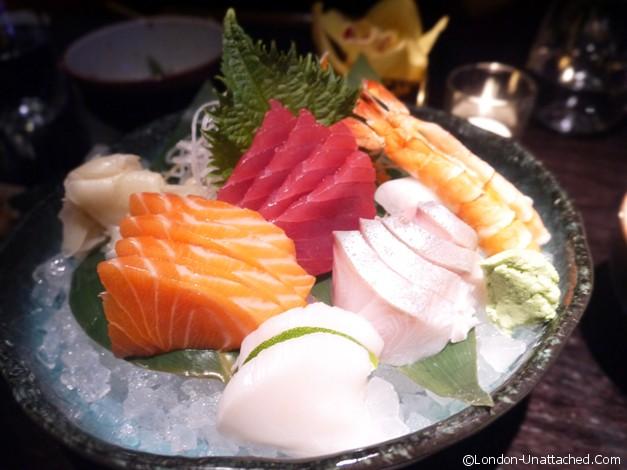 sashimi buddha bar