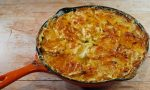 Celeriac and Leek Gratin 2