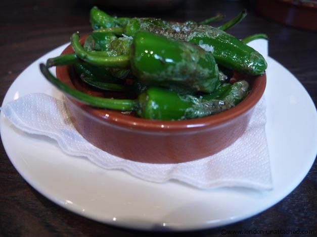 Harrisons Padron Peppers