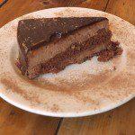 The Real Greek Chocolate Cake