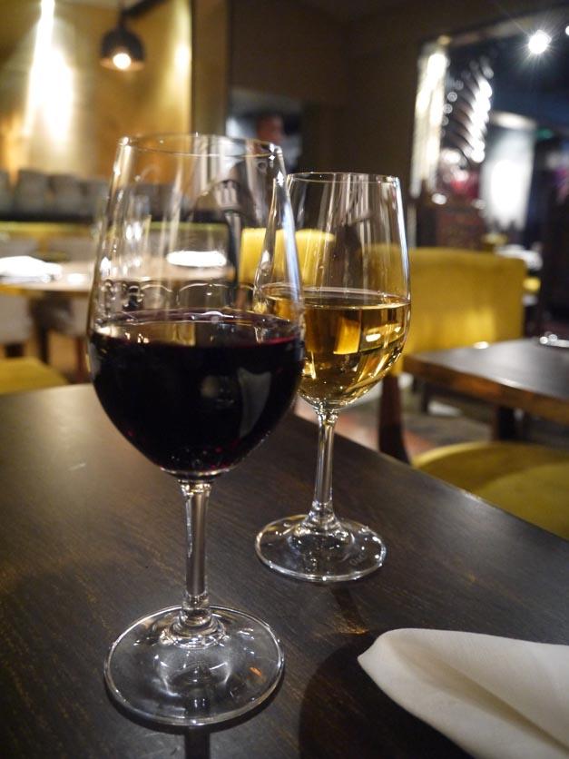 dessert wine - coya mayfair