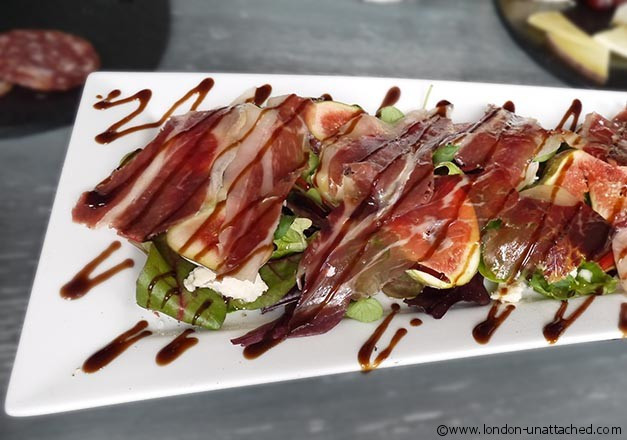 Zoritas kitchen fig salad