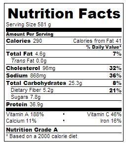 low calorie chicken casserole