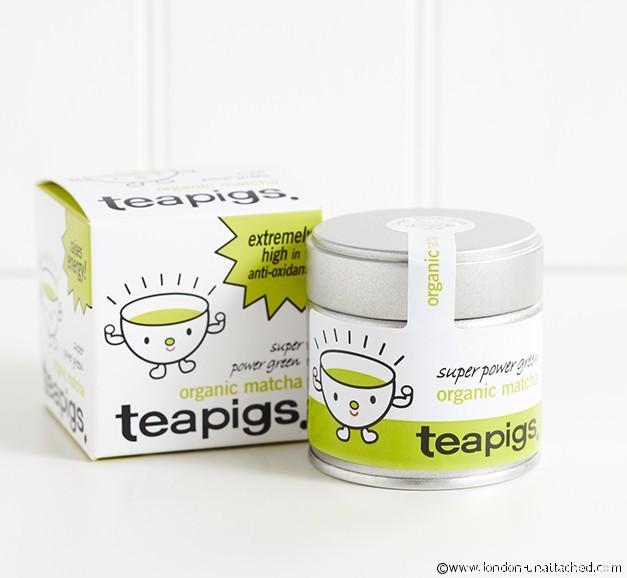 Teapigs Organic Matcha