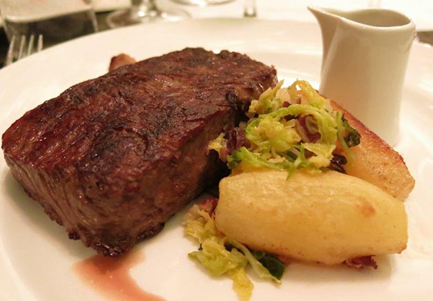 palm restaurant knightsbridge steak