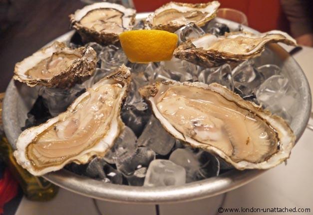 pescatori oysters