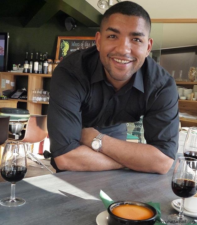 zoritas kitchen chef